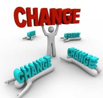 آماده شدن جهت مکالماتی برای تغییر