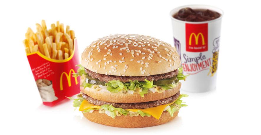 رازهای موفقیت برند مک دونالدز McDonalds - نام تجاری سرویس دهی