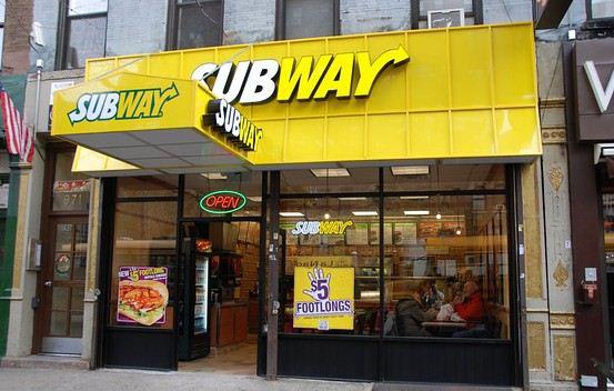 رازهای موفقیت برند ساب وی Subway