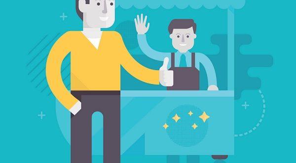 حفظ مشتری جذب مشتری رضایت