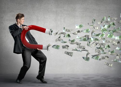 روش پولدار ثروتمند شدن پول