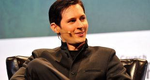 پاوِل دورُف خالق تلگرام VK Telegram Pavel Durov