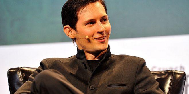 پاوِل دورُف خالق تلگرام VK Telegram Pavel Durov