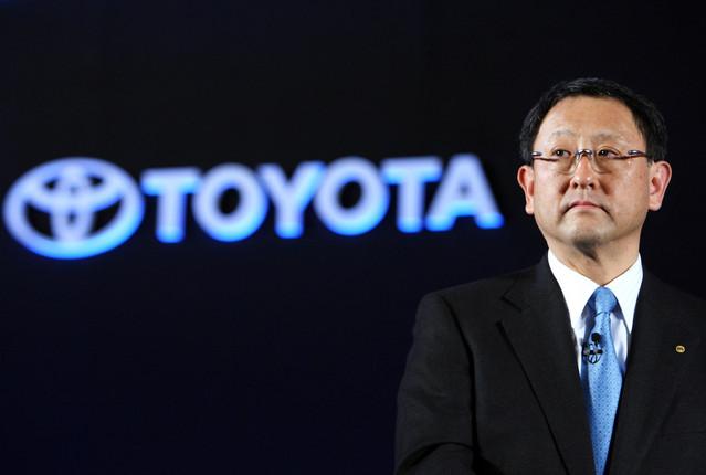 آکیو تویودا - مدیر عامل تویوتا