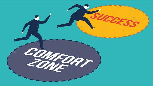 دایرهی راحتی Comfort Zone