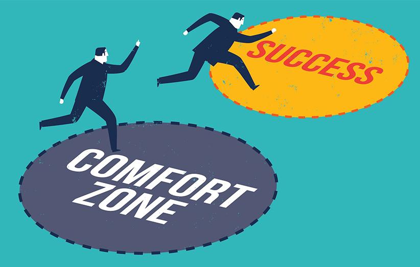 دایره-راحتی-Comfort-Zone-دایرهی راحتی