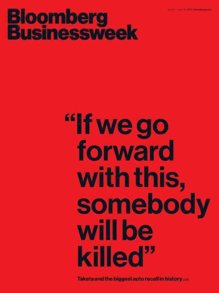 Bloomberg Businessweek - 6 june 2016