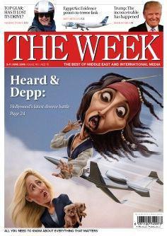 دانلود رایگان مجله The Week Middle East 5 June 2016