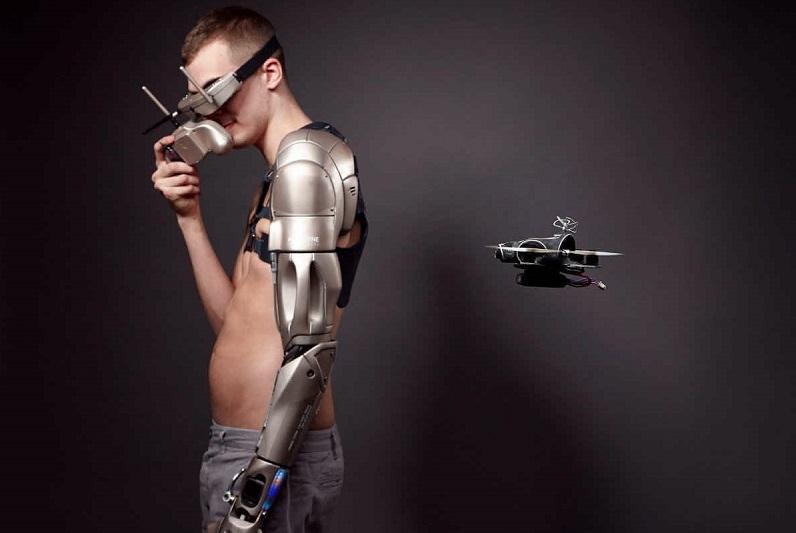 گالری عکس سال 2050 آینده ربات سایبورگ