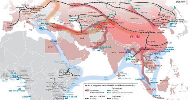 ایران، کانون توجه - مصاحبه با دکتر ویکتور وحیدی موطی - راه ابریشم - چین