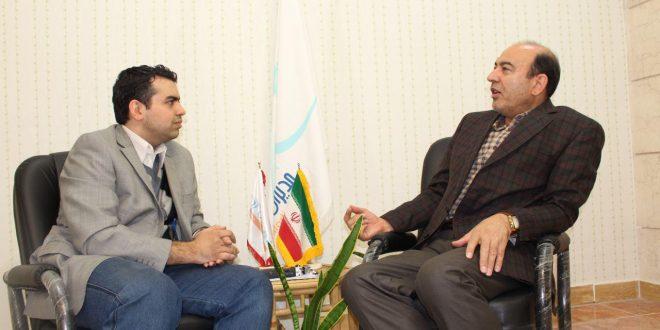 مصاحبه رضاسرایی مدیران ایران توسعه