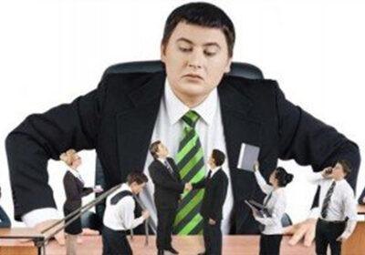 مدیران ضعیف