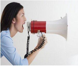 سنجیدن تن صدا در زبان بدن
