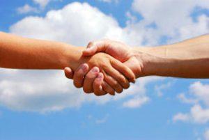 ده اصل کلیدی دست دادن