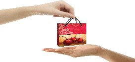 تبلیغات از طریق اهدای نمونه های مجانی