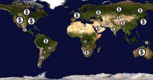 توزیع ثروت در جهان