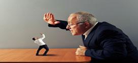 کار کردن با رییس های سختگیر
