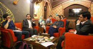 باشگاه مدیران ایران - ضیافت افطار مدیران