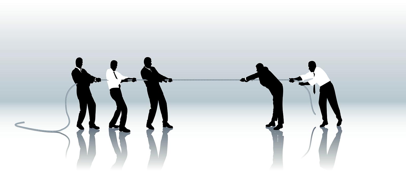 پنج نیروی رقابت