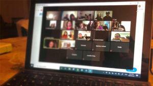 جلسات آنلاین