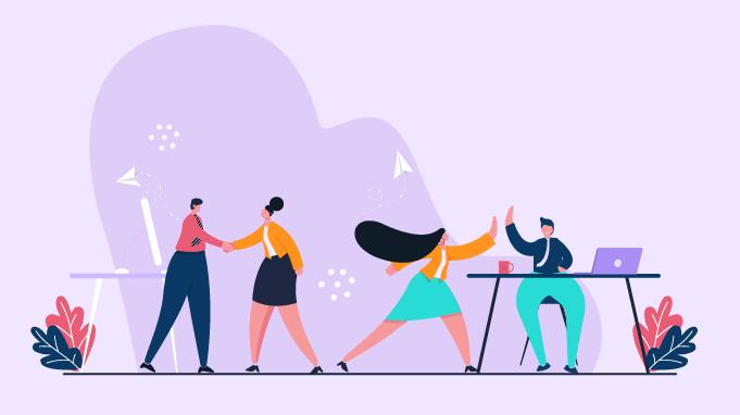 ارتباط بهتر با دیگران در محل کار